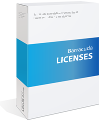 Barracuda Essentials Email Security Service 1 Month User License   (<250 users) %C users