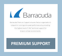 Barracuda Essentials - Security Edition - Premium Support - 1 Month User License (1000-2499 users) (%C users)