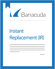Barracuda Web Security Gateway 210 3 Year IR