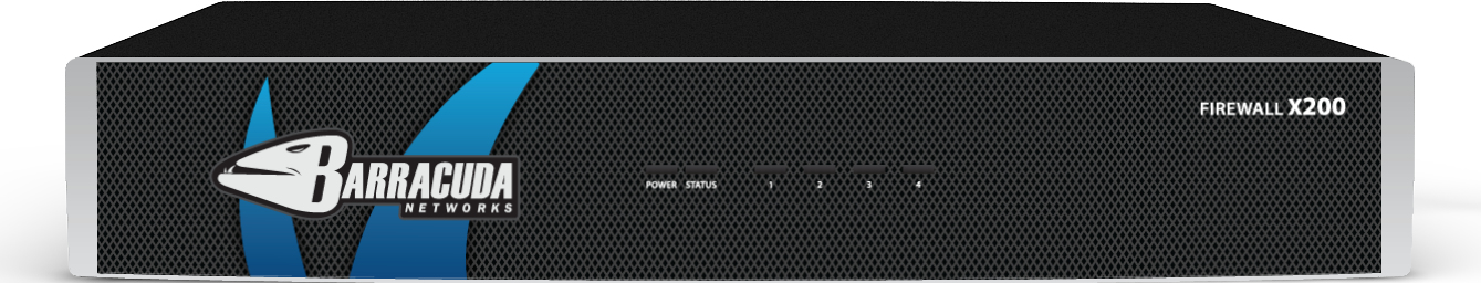Barracuda NextGen Firewall X201 (With Wi-Fi)