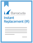 Barracuda Backup Server 990 3 Year IR